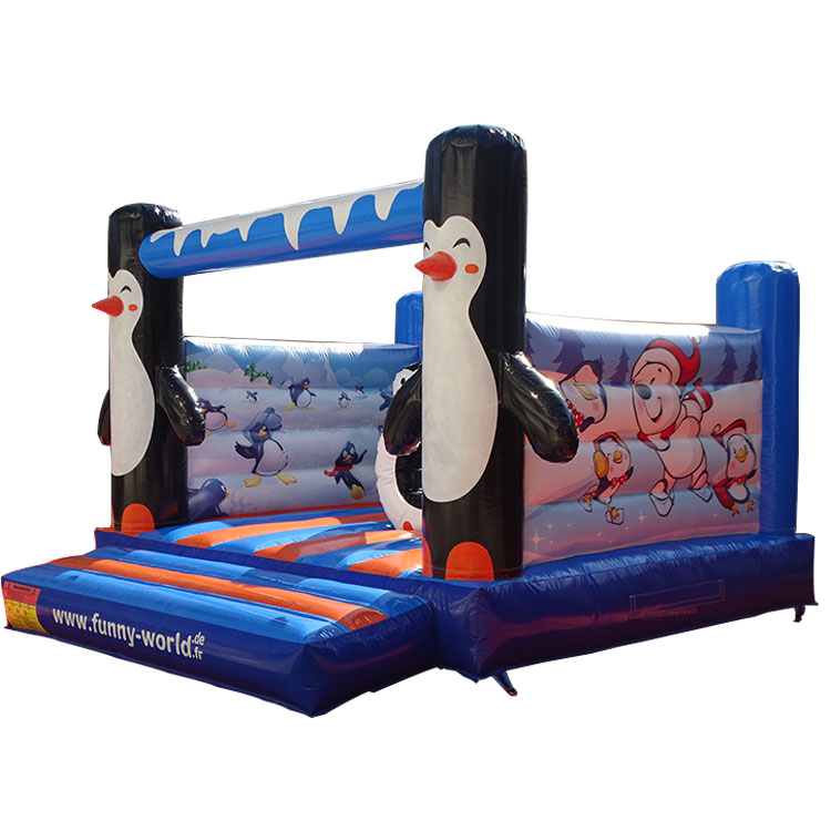 Inflatable Jumping