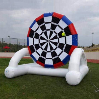 Inflatable Soccer Dart Board